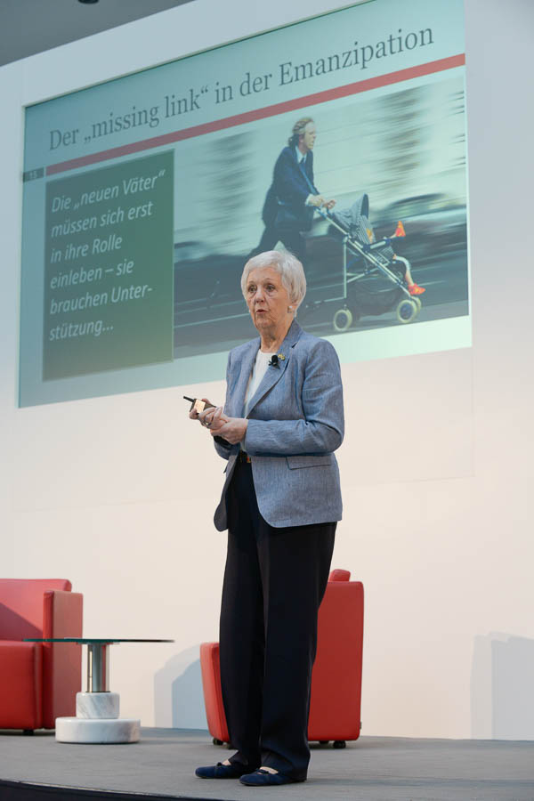 Innovation Summit 2016 – WOMEN SPEAKER FOUNDATION und Deutsche Bahn